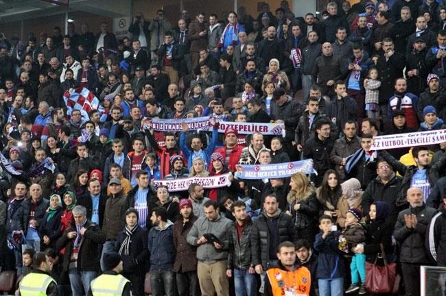 Trabzonspor 1 - Beşiktaş 1 13