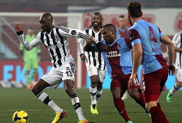 Trabzonspor 1 - Beşiktaş 1 14
