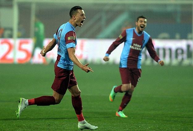 Trabzonspor 1 - Beşiktaş 1 15