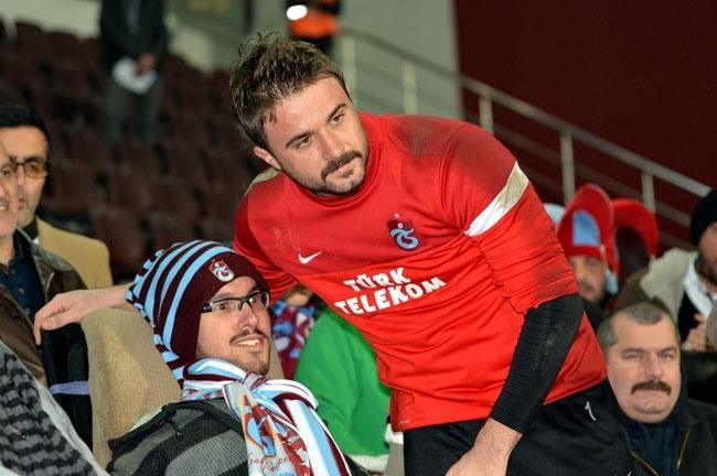 Trabzonspor 1 - Beşiktaş 1 3
