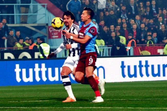 Trabzonspor 1 - Beşiktaş 1 4