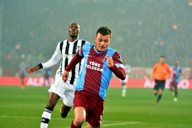 Trabzonspor 1 - Beşiktaş 1 5