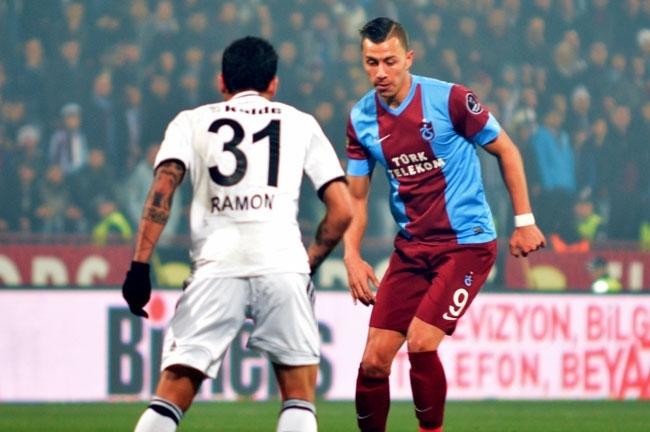 Trabzonspor 1 - Beşiktaş 1 6