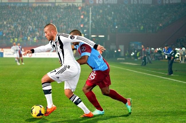 Trabzonspor 1 - Beşiktaş 1 9