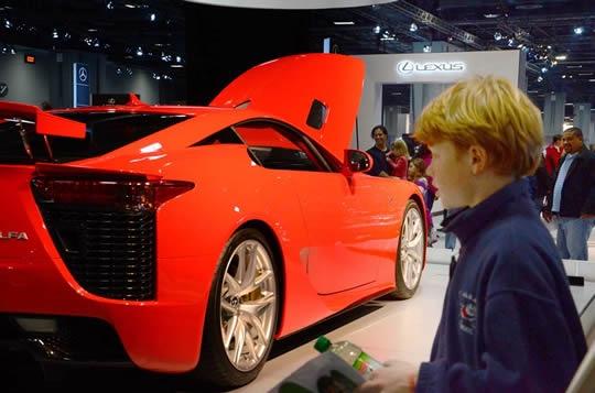Washington Auto Show'da temiz dizel teknolojiler ön planda 1