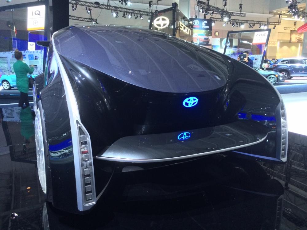 Washington Auto Show'da temiz dizel teknolojiler ön planda 10