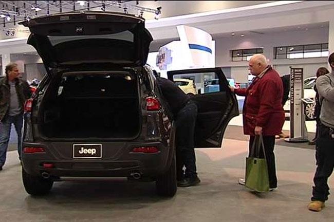 Washington Auto Show'da temiz dizel teknolojiler ön planda 13