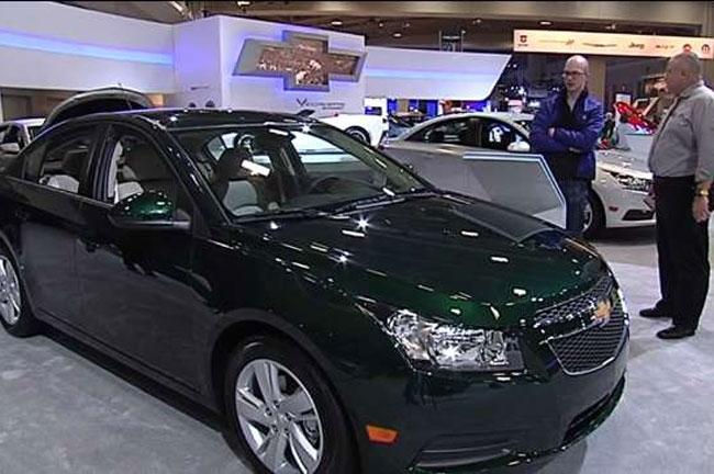 Washington Auto Show'da temiz dizel teknolojiler ön planda 3