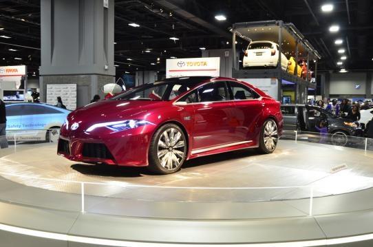 Washington Auto Show'da temiz dizel teknolojiler ön planda 35
