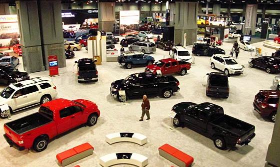 Washington Auto Show'da temiz dizel teknolojiler ön planda 8