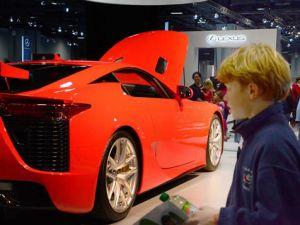 Washington Auto Show'da temiz dizel teknolojiler ön planda