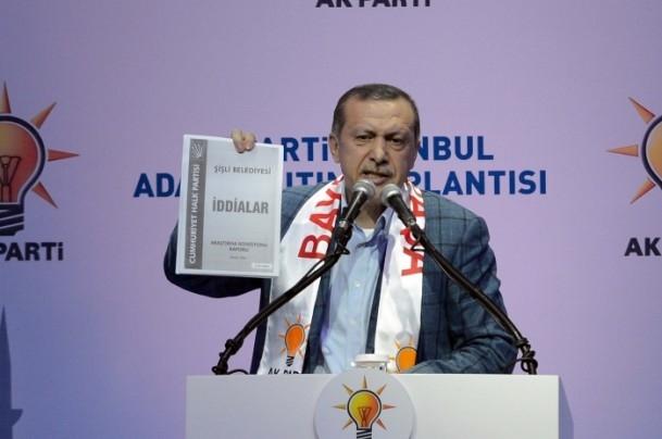 AK Parti İstanbul Belediye Başkan Adayları Tanıtım Töreni 1