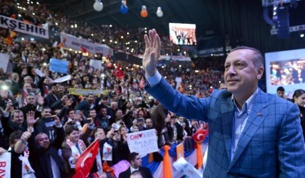 AK Parti İstanbul Belediye Başkan Adayları Tanıtım Töreni 10