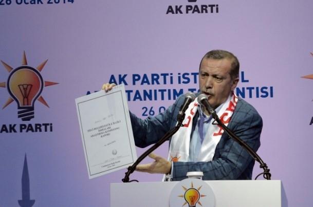 AK Parti İstanbul Belediye Başkan Adayları Tanıtım Töreni 12