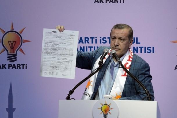 AK Parti İstanbul Belediye Başkan Adayları Tanıtım Töreni 13