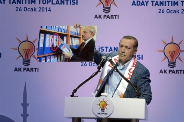 AK Parti İstanbul Belediye Başkan Adayları Tanıtım Töreni 14