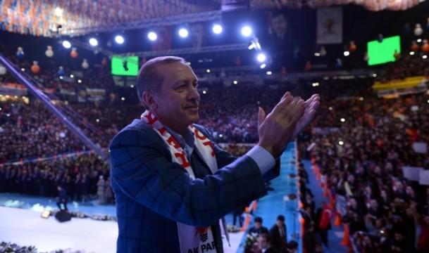 AK Parti İstanbul Belediye Başkan Adayları Tanıtım Töreni 15