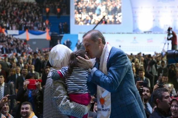 AK Parti İstanbul Belediye Başkan Adayları Tanıtım Töreni 17