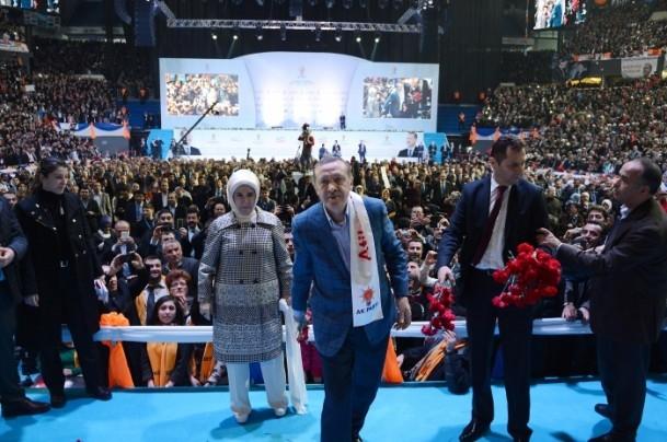 AK Parti İstanbul Belediye Başkan Adayları Tanıtım Töreni 18