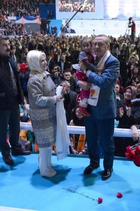 AK Parti İstanbul Belediye Başkan Adayları Tanıtım Töreni 2