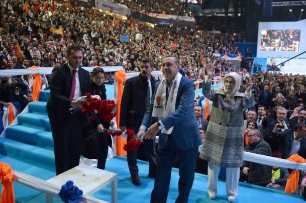 AK Parti İstanbul Belediye Başkan Adayları Tanıtım Töreni 3