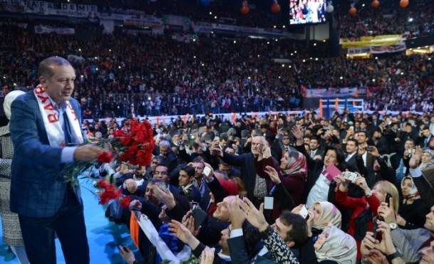 AK Parti İstanbul Belediye Başkan Adayları Tanıtım Töreni 7