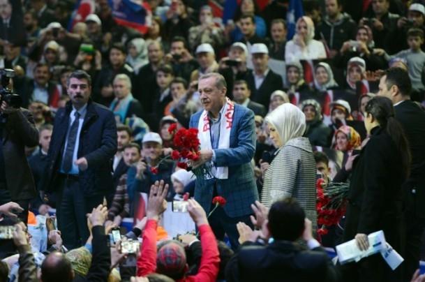 AK Parti İstanbul Belediye Başkan Adayları Tanıtım Töreni 8