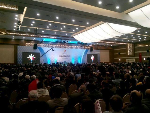 AK Parti Konya Belediye Başkan Adayları Tanıtım Toplantısı 11