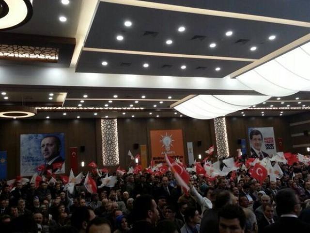 AK Parti Konya Belediye Başkan Adayları Tanıtım Toplantısı 13