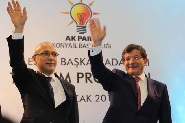 AK Parti Konya Belediye Başkan Adayları Tanıtım Toplantısı 16