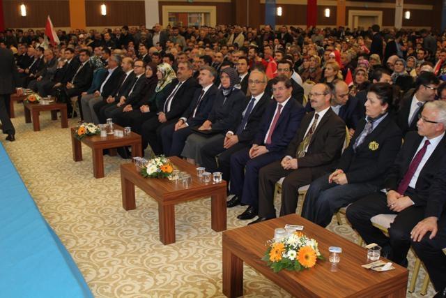 AK Parti Konya Belediye Başkan Adayları Tanıtım Toplantısı 17