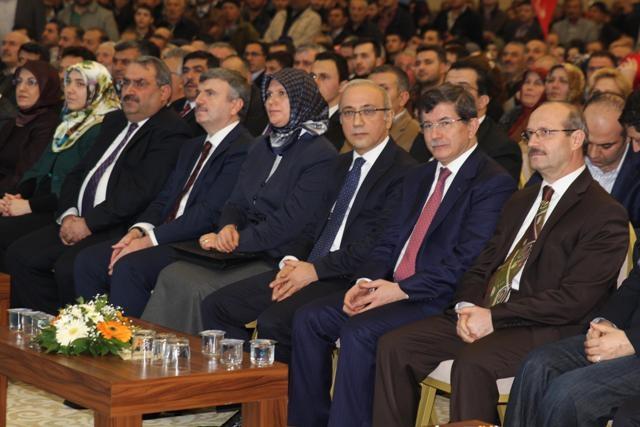 AK Parti Konya Belediye Başkan Adayları Tanıtım Toplantısı 18