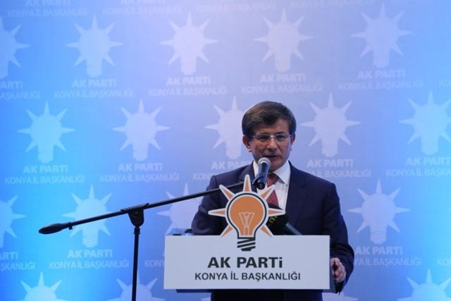 AK Parti Konya Belediye Başkan Adayları Tanıtım Toplantısı 2