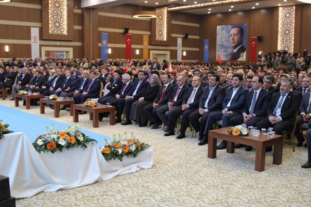 AK Parti Konya Belediye Başkan Adayları Tanıtım Toplantısı 20