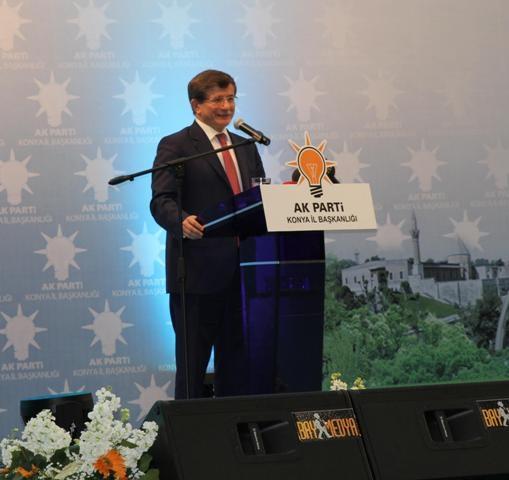 AK Parti Konya Belediye Başkan Adayları Tanıtım Toplantısı 23