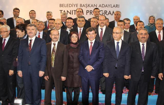 AK Parti Konya Belediye Başkan Adayları Tanıtım Toplantısı 26
