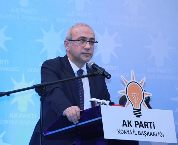 AK Parti Konya Belediye Başkan Adayları Tanıtım Toplantısı 5