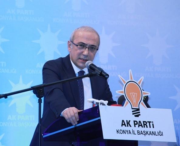 AK Parti Konya Belediye Başkan Adayları Tanıtım Toplantısı 6