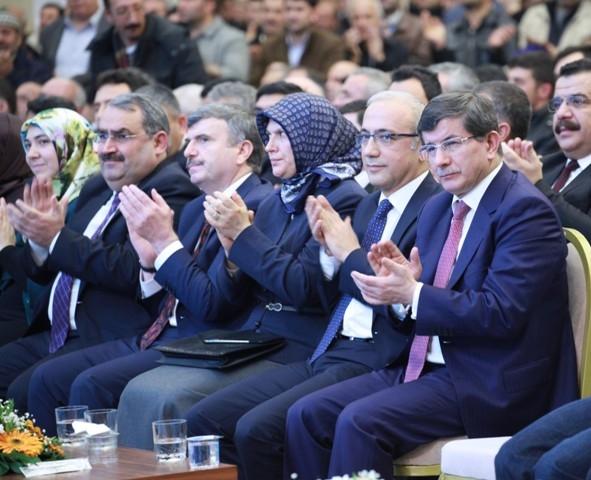 AK Parti Konya Belediye Başkan Adayları Tanıtım Toplantısı 8