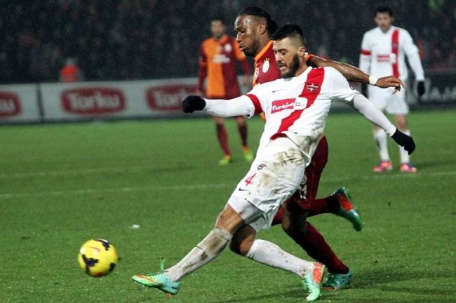 Gaziantepspor 0 - Galatasaray 0 10