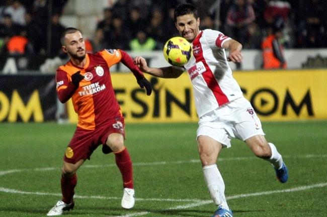 Gaziantepspor 0 - Galatasaray 0 11