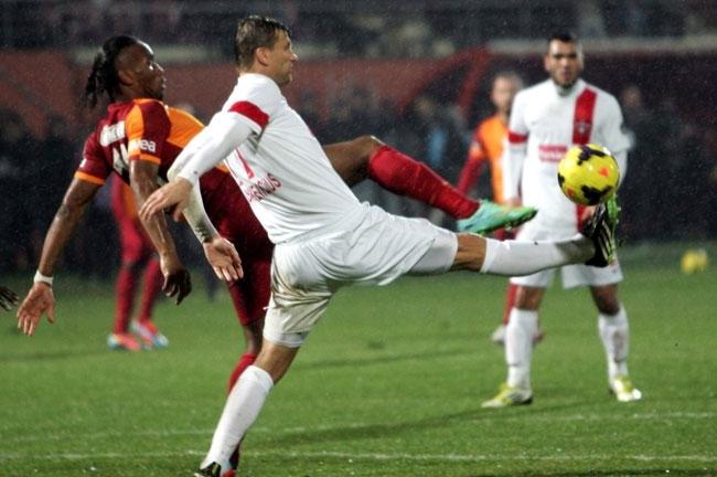 Gaziantepspor 0 - Galatasaray 0 12
