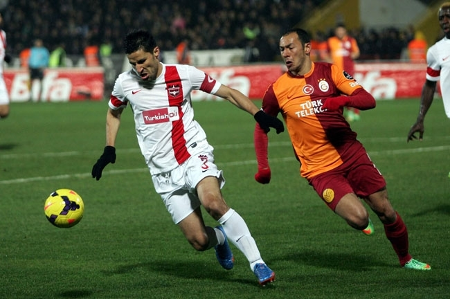 Gaziantepspor 0 - Galatasaray 0 13