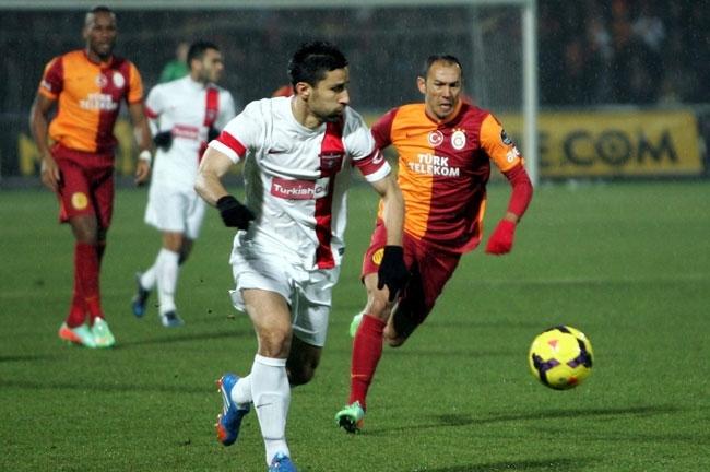 Gaziantepspor 0 - Galatasaray 0 14