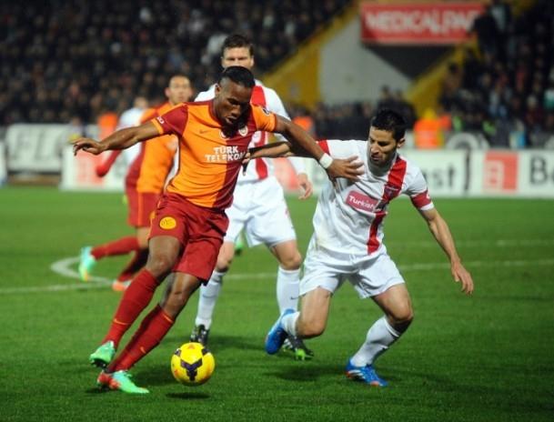 Gaziantepspor 0 - Galatasaray 0 16