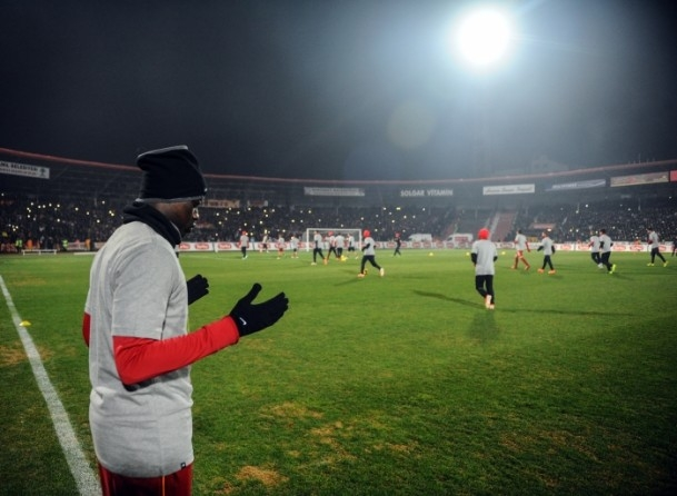 Gaziantepspor 0 - Galatasaray 0 17
