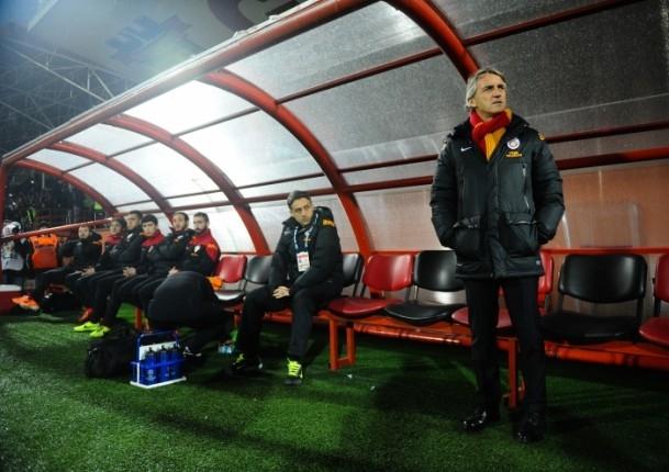 Gaziantepspor 0 - Galatasaray 0 18