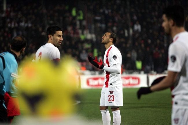 Gaziantepspor 0 - Galatasaray 0 2