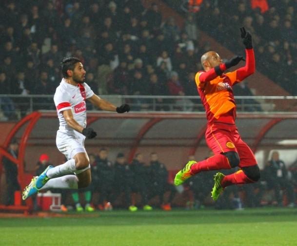 Gaziantepspor 0 - Galatasaray 0 22