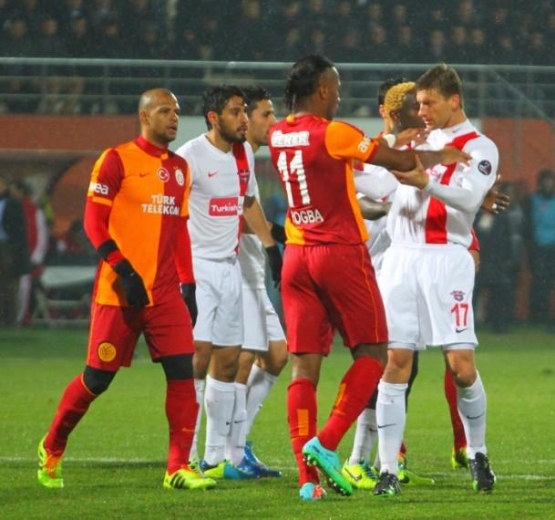 Gaziantepspor 0 - Galatasaray 0 23